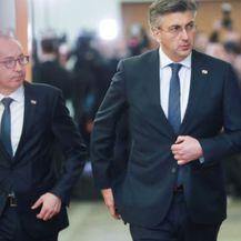 Andrej Plenković i ministri