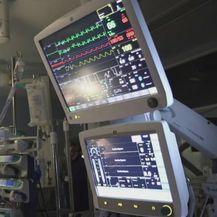 Monitori u operacijskoj sali