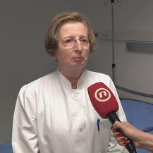 Prof. Dr. sc. Alemka Markotić, ravnateljica bolnice