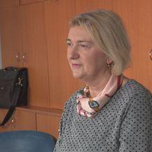 Biljana Zrnić Vučković, pravnica u CZSS Rijeka