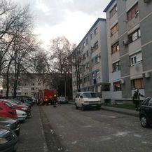 Eksplozija u Novom Zagrebu - 1