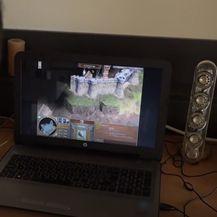 Igranje videoigre, ilustracija - 2