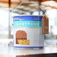 Slatki kruh Panettone