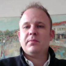 Mišel Jakšić, predsjednik saborskog Odbora za pravosuđe