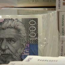 Novac, ilustracija