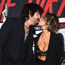 Tommy Lee i Brittany Furlan