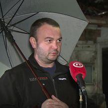 Davor Ljubičić, terenski koordinator geologa