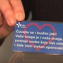 Poruke za pacijente KBC-a Zagreb