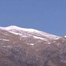 Snijeg u planinama - 1