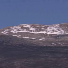 Snijeg u planinama - 2