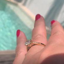 Zaručnički prsten Snježane Mehun