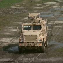 Osposobljavanje vojnih vozila - 2