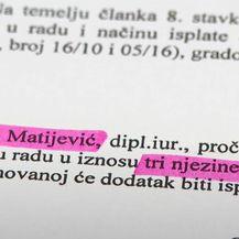 Bandić pročelnicu Matijević nagradio s 3 plaće - 4
