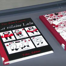 Stripovi sa izložbe francuskog instituta - 2
