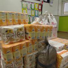 Donirana roba iz Italije za potresom pogođena područja - 4