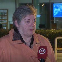 Ljilja Geić, predstavnica radnika Brodotrogira