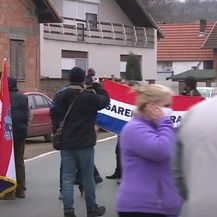 Prosvjed u Šarengradu - 1