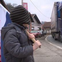 Prosvjed u Šarengradu - 2
