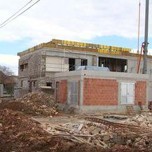 Gradnja kuće, ilustracija - 1