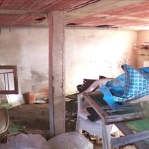 Kuća u Banovini oštećena od poplave - 1