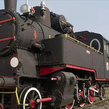 Prva lokomotiva tvornice Đure Đaković