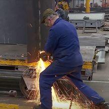 Radnik u tvornici Đuro Đaković