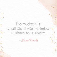Životne mudrosti Jane Fonde - 3