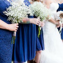 Tamne boje hit su na vjenčanju ove godine (Foto:Guliver/Thinkstock)
