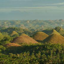 Čokoladna brda na Filipinima