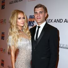 Paris Hilton i Chris Zylka (Foto: Getty) - 2