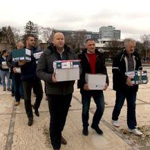 Buka oko novog zakona o taksijima (Foto: Dnevnik.hr) - 3