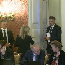 Andrej Plenković komentirao probleme sa Slovenijom (Video: Vijesti u 17h)
