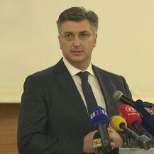 Andrej Plenković na primanju SNV-a (Foto: Dnevnik.hr)