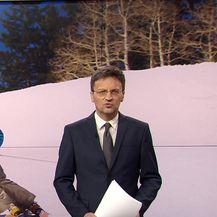Počela sezona skijanja (Video: Vijesti u 17h)