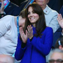 Catherine Middleton obožava odjeću u kraljevsko plavoj boji - 2