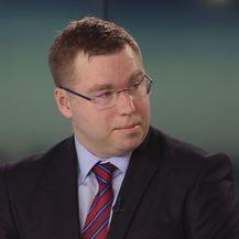 Marko Pavić, ministar rada i mirovinskog sustava (Foto: Dnevnik.hr)