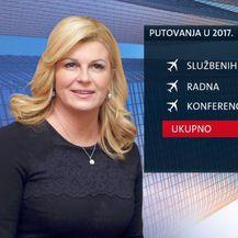 Putovanja Kolinde Grabar Kitarović (Foto: Dnevnik.hr) - 1
