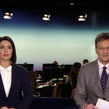 Sabina Tandara Knezović uživo iz Turske (Video: Dnevnik Nove TV)