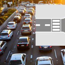 Novi prometni znak (Foto: Dnevnik.hr) - 1