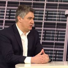 Zoran Milanović gost Dnevnika Nove TV (Foto: Dnevnik.hr) - 2