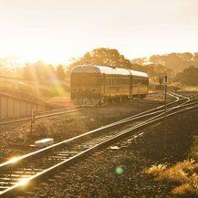 Byron Bay vlak u Australiji - 3