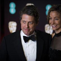 Hugh Grant i Anne Eberstein (Foto: Getty) - 2