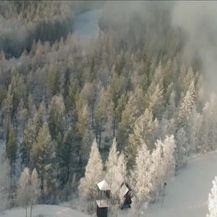Snow Village, svake godine iznova nastaje i nestaje hotel veličine 20.000 četvornih metara