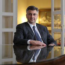 Andrej Plenković (Foto: Boris Scitar/Vecernji list/PIXSELL)
