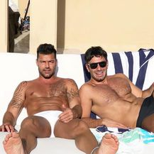 Ricky Martin, Jwan Yosef (FOTO: Instagram)