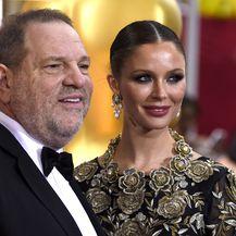 Harvey Weinstein, Georgina Chapman (FOTO: Getty)