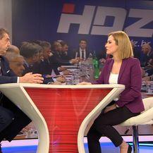 Darko Milinović i Ivana Brkić Tomljenović (Dnevnik.hr)