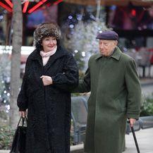 Milorad Ronkulin, Gordana Friščić (FOTO: Filip Kos/PIXSELL)