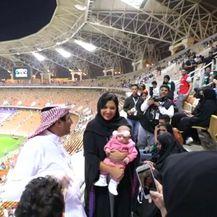 Ženama u Saudijskoj Arabiji dopušten odlazak na nogomet (Foto: Dnevnik.hr)