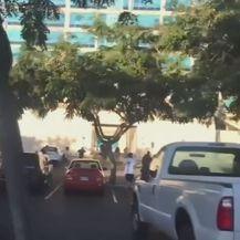 Panika na Havajima (Screenshot: Reuters)